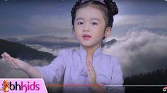 Em Mừng Phật Đản Sanh - Nhạc Phật Bé Tú Anh 4 Tuổi [Official MV]