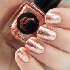 Cirque Colors Halcyon swatch by Paulina's Passions