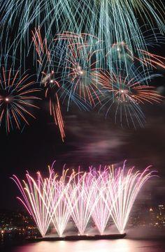 fourth of July celebrations.