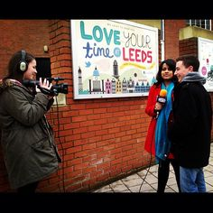 Reason 1 to #loveyourluu - we have over 300 clubs and societies including an active student broadcasting unit - LSTV.