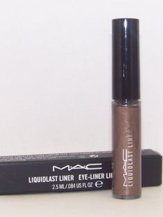MAC Eye Liquidlast Liner Brassbeat * You can find out more details at the link of the image.