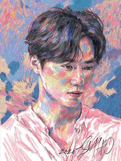 Suho - 200317 'Self-Portrait' teaser image Suho Exo, Kaisoo, K Pop, Self Potrait, Photos Hd, Exo Album, Kim Junmyeon, Exo Members, Portrait Art