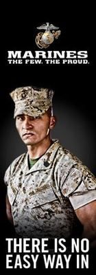 Marines.  Always surprises me when I see this pic of one of my former Marines!  Looking good OXG!