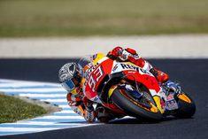 MotoGP - Vídeo: A volta rápida de Marc Márquez em Phillip Island
