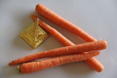 Mousse de carottes au siphon