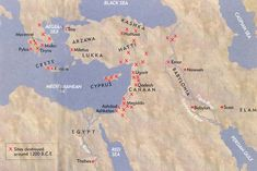 Bronze age sites destroyed by the Dorian destructions of Iron age starts.NOT SUPRISINGLY Bronze age Etruscan capital TROY is missing from the sites destroyed Bronze Age Collapse, Sea Peoples, Bronze Age Civilization, Highlights, Understanding The Bible, Beneath The Sea, Susa, Iron Age, Historical Maps