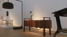 """EBONY Cape Container Sideboard.          Edition 1/15. At Southern Guild """"WOODWORK"""" exhibition 2015."""