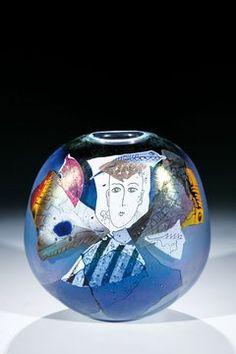 232 - European Glass & Studio Glass - Dr. Fischer Fine Art Auctions - Auctions of art, glass and antiques