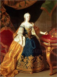 Maria Theresa Walburga Amalia Christina (13 May 1717 – 29 November 1780) was the only female ruler of the Habsburg dominions and the last of the House of Habsburg. She was the sovereign of Austria, Hungary, Croatia, Bohemia, Mantua, Milan, Lodomeria and Galicia, the Austrian Netherlands and Parma. By marriage, she was Duchess of Lorraine, Grand Duchess of Tuscany and Holy Roman Empress