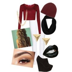 """Night Out On The Town"" by yoshi11419 on Polyvore"