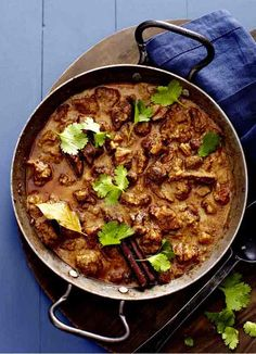 Lamb rogan josh. This is an easy, one-pot recipe that is sure to be a family favourite. Cook and eat it now, or freeze ahead for a stress-free weekday meal. Photograph: Stuart Ovenden