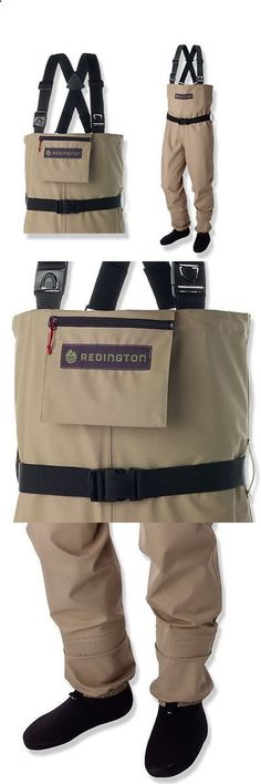 Fly Fishing Accessories 87098: Size 8-10 Youth New Redington Crosswater Kids Stockingfoot Fly Fishing Waders BUY IT NOW ONLY: $84.95