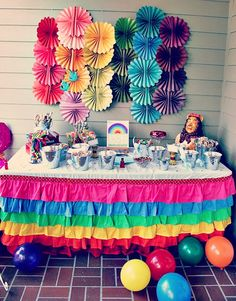 Over the Rainbow Party