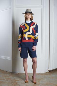 Henrik Vibskov Number One Sweater | Nen Xavier