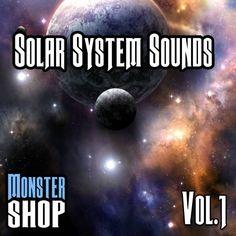Solar System Sounds Vol.1 WAV AiFF TEAM MAGNETRiXX | 09 November 2014 | 341 MB 'Solar System Sounds Vol 1. This pack offers breath-taking atmoshperic soun