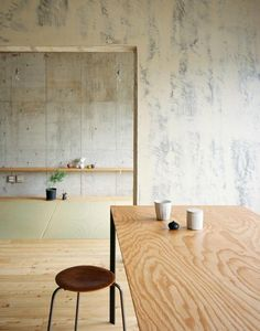 Architect Visit: Setagaya Apartment by Naruse Inokuma Architects in Tokyo: Remodelista