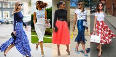 Statement Skirts For Fall 2015 - Fashion Style Mag