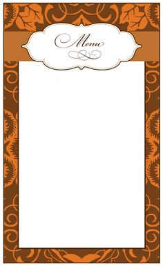 1000 images about cartes de menus on pinterest chefs - Carte de noel a imprimer ...