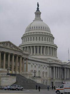 US Capitol Building, Washinton DC