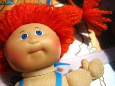 Cabbage Patch kids : )  I was way too old, but my mom bought one for me anyway :)