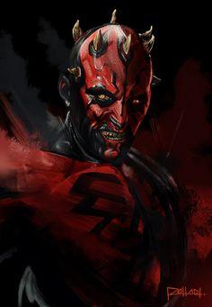 ArtStation - Star Wars fan art, Rafael Fernandes