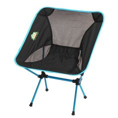 KING DO WAY Aluminum Alloy Portable Folding Chairs >>> Find out more about the great product at the image link.
