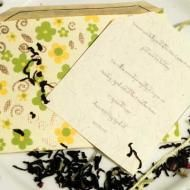 DIY Tea Party Invitations