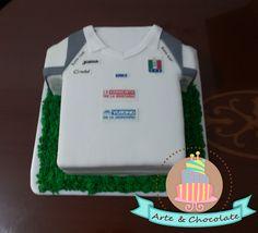 cake futbol Chocolate, Cake, Desserts, Food, Pastries, Tailgate Desserts, Deserts, Kuchen, Essen