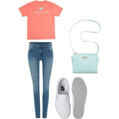 Untitled #25 by jessie35124 on Polyvore featuring polyvore, fashion, style, Dr. Denim, Vans and Marc Fisher
