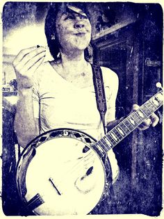 Banjo Lady