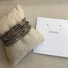 I just added this to my closet on Poshmark: Sparkly Bardot Spiral Bangle. Price: $44 Size: Fits most wrists