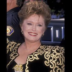 Celebrity Breast Cancer Survivors Rue McClanahan