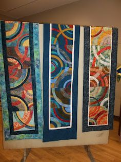 Idea for wall hanging...