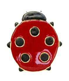 ceramic ladybug , DIY Home Decor , DIY ceramic magnets Ladybug, Diy Home Decor, Magnets, Coin Purse, Purses, Handmade, Crafts, Handbags, Hand Made