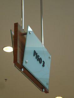 Wayfinding - Ceiling sign- Taguatinga Shopping – Taguatinga (DF) - Brazil # Brazilian design