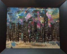 Urban jungle by 2ArtOfficial on Etsy
