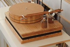Mono and Stereo High-End Audio Magazine: Record Player by IKEA