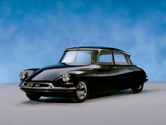 1957 Citroen DS 19. The French imitate no one, and no one imitates the French.