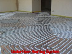 An underfloor heating system is most economical ways to heat floor in a house. Another heating system may consume lots of electricity. It will help to keep your home warm quickly in winter.