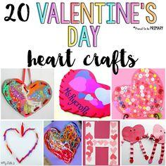 20 Valentine's Day H