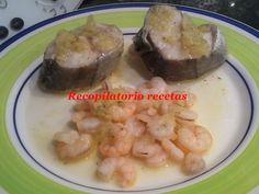 Recopilatorio de recetas thermomix: Cocina a niveles en thermomix (Recopilatorio) Baked Potato, Shrimp, Baking, Ethnic Recipes, Food, Robots, Chicken Roll Ups, Dishes, Whitefish