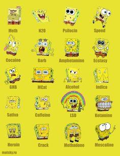 spongebobdrugs
