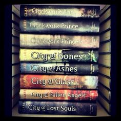 Shadowhunters, one of the best young adult series