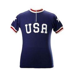 USA Team 1978 Short Sleeve Merino Vintage Jersey – MOLTENI CYCLING Vintage  Jerseys 333c69439