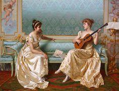 The Guitar Recital, Vittorio Reggianini