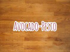 Easy Avocado-Pesto-Rezept für den schnellen Hunger Avocado Pesto, Pesto Recipe, Healthy Recipes, Essen