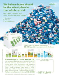 PICTURES OF SHAKLEE PRODUCTS   Green when Green was just a Color and all Shaklee nutritional products ...