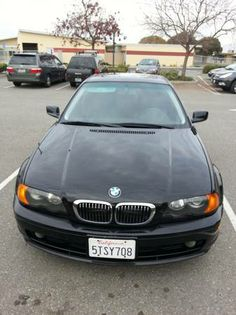 Used 2000 BMW 323ci  for Sale ($7,200) at Sunnyvale, CA