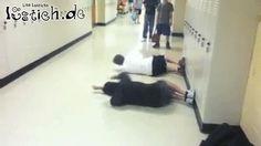 Langeweile in der Schule