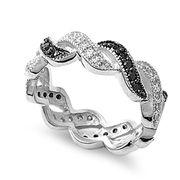 Ladies' CZ Ring